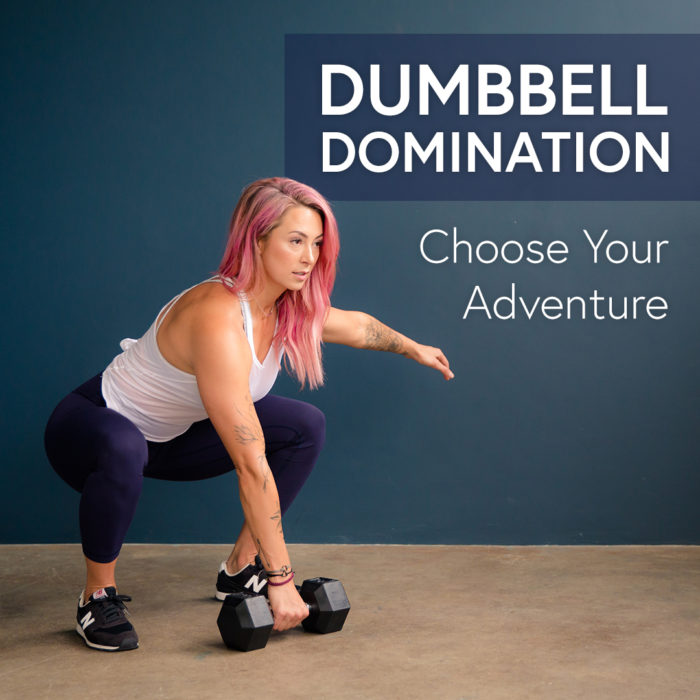 Female domination fitness